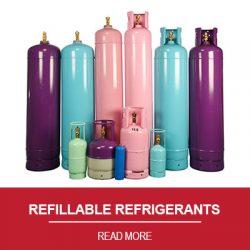 refillalbe refrigerants